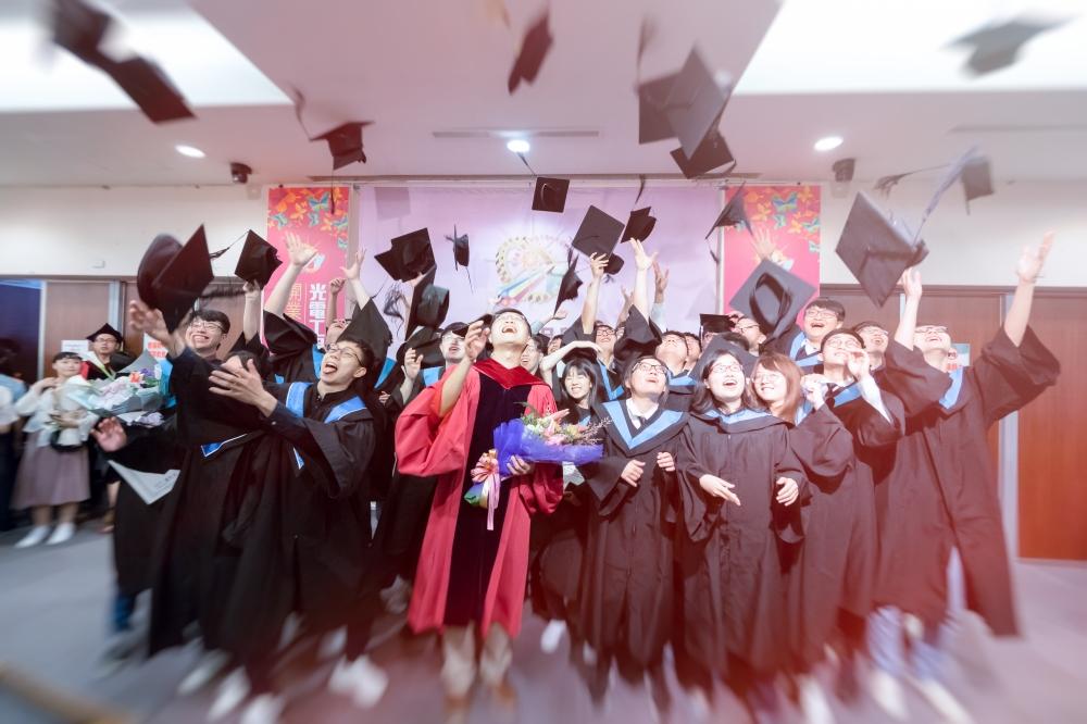 2019 光電系畢業典禮