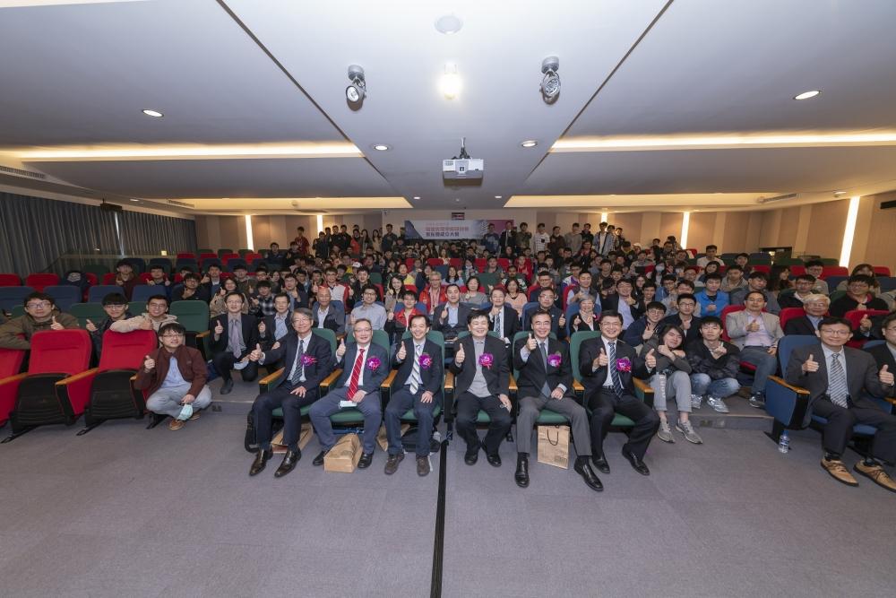 1091023交大光電四十週年回顧暨智慧光電學術研討會